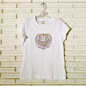 Tommy Hilfiger white top